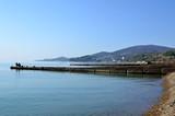 Пляж. Гостиница