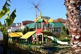 Детская площадка. Гостиница
