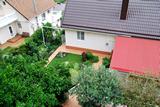 Вид из окна. Гостевой дом Вита, п. Лазаревское,Сочи