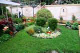 Внутренний двор. Гостевой дом Вита, п. Лазаревское,Сочи