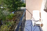 Балкон. Дом отдыха Закавказье, г.Гагра, Абхазия