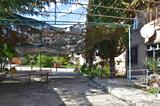 Главный вход, Дом отдыха Закавказье, г.Гагра, Абхазия