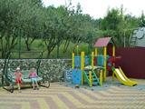 Детская площадка. Парк-отель