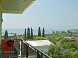 Вид с балкона. Парк-отель