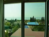 Вид из окна номера.  Парк-отель