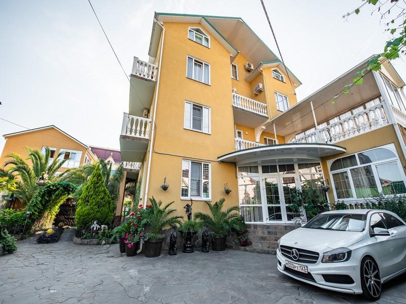 Гостиница Ромашка