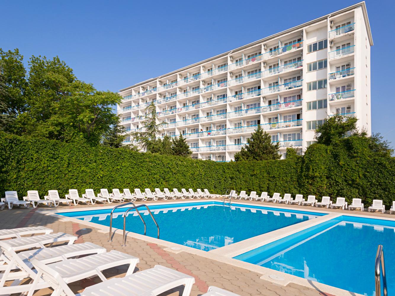 Отель Orchestra Horizont Gelendzhik Resort - Геленджик