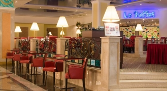 "Отель ""Корстон"", Казань, ресторан Le Buffet"