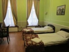 """Отель """"Классик"""", Санкт-Петербург, 2-местный номер стандарт"""