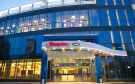 Отель Hampton by Hilton, Нижний Новгород