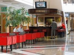 "Отель ""Корстон"", Казань, бары и рестораны"