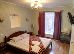 "Отель ""Классик"", Санкт-Петербург, 2-местный номер стандарт (мансарда)"
