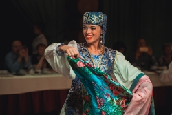 "Национальное шоу ""Kazan"""