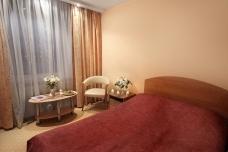 """Отель """"Поло Регата"""", Санкт-Петербург, 2-местный номер с двуспальной кроватью"""