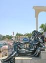 Пляж г.Евпатория, Крым