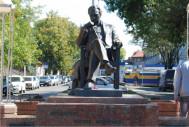 памятник Бондарчуку С.Ф. Азовское море, г.Ейск