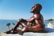 Отдыхающий Геракл г.Евпатория, Крым
