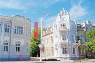 Театральная площадь г.Евпатория, Крым