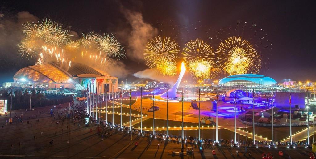"""Тур """"Новый год в Олимпийском Сочи"""""""