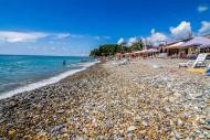 Пляж ″Вардане″. п. Вардане, г.Сочи