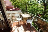 Терраса 3-го этажа, общая зона отдыха на 2 номера в гостевом доме «Ольга», г. Геленджик