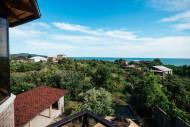 Абхазия, Новый Афон, Вилла Леоны, корпус 2 3 этаж вид из номера