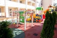 детская площадка пансионата ″Кубань″, г. Геленджик