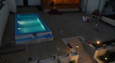 бассейн отеля Ирис, г. Геленджик